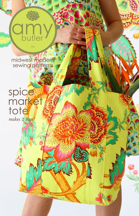 Spice Market Tote