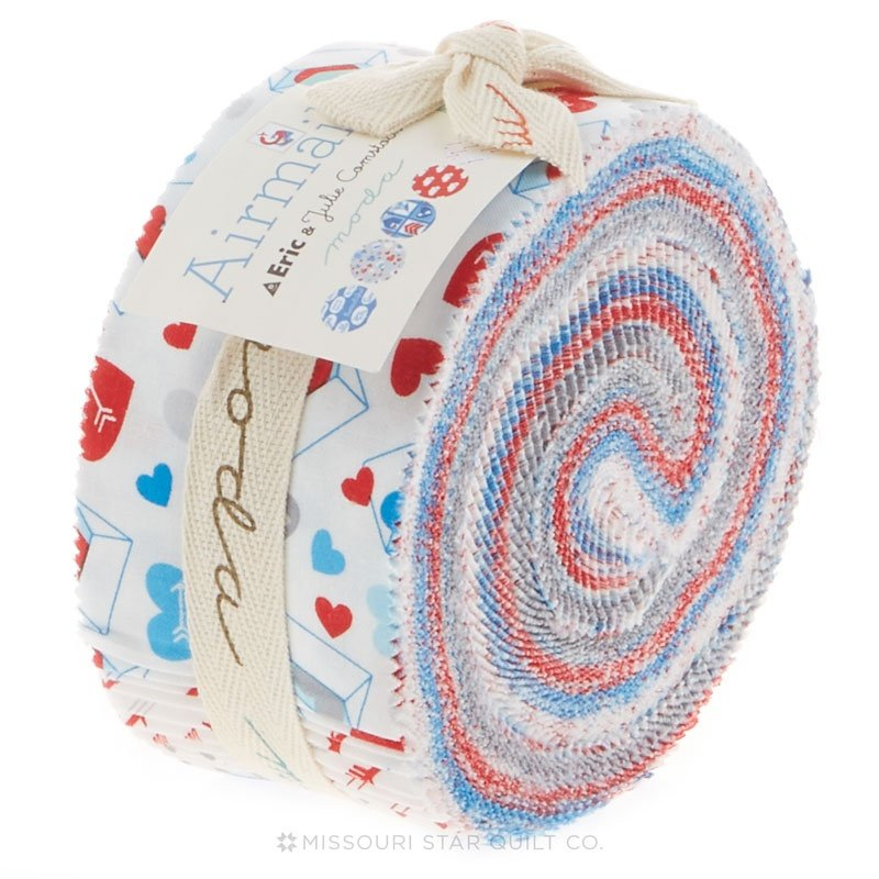 Airmail Jelly Roll by Eric & Julie Comstock