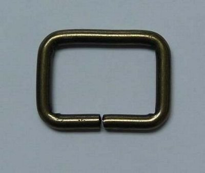Rectangle Rings 1 Antique Gold AK520AG
