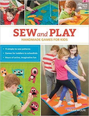 Sew and Play - Softcover