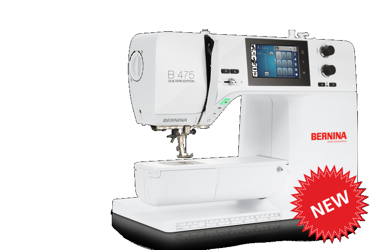 BERNINA  475QE Full Shank