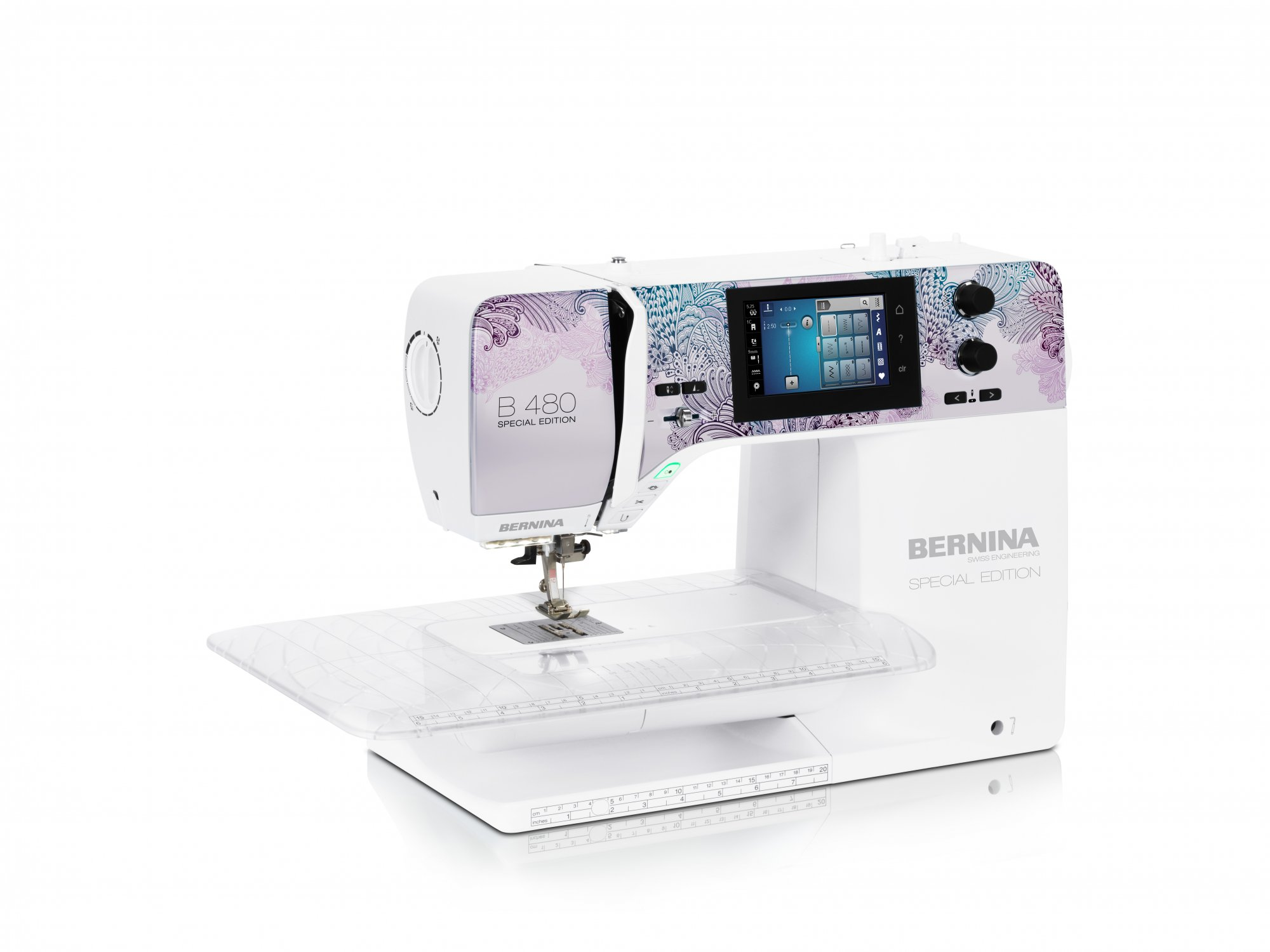 BERNINA 480 SPECIAL EDITION GWP