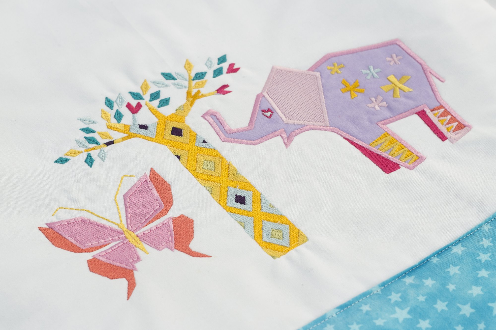 Origami Oasis Bernina Exclusive Embroidery Designs USB