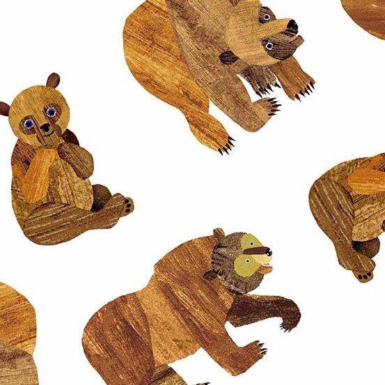 Beary Happy Many Bears Eric Carle