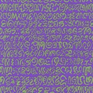 Babble Lavender BM13.LAVENDER by Brandon Mably