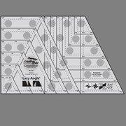 Creative Grids Lazy Angle Ruler 6.5' x 10.5