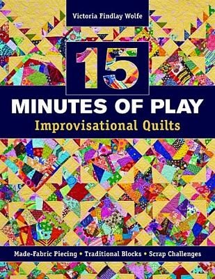 15 Minutes of Play Victoria Findlay Wolfe