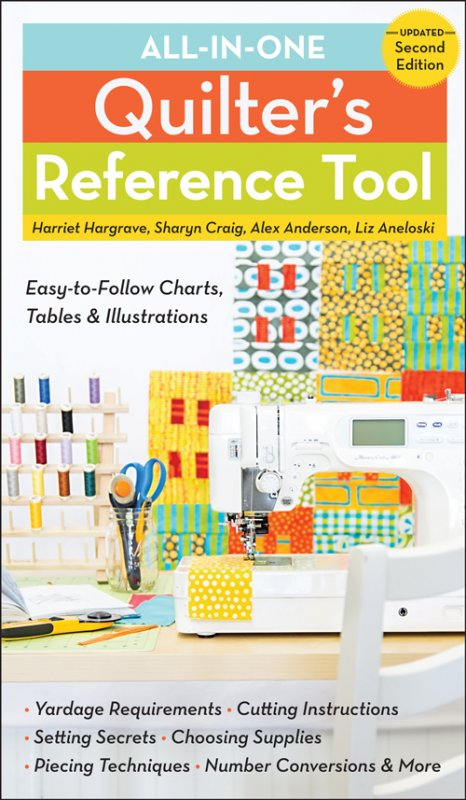 All-in-One Quilter's Reference Tool 2nd Edition