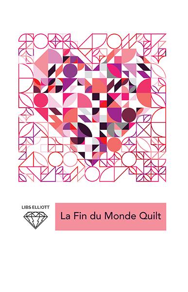 La Fin du Monde Quilt Libs Elliott EE-Patt-019-O