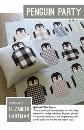 Penguin Party by Elizabeth Hartman