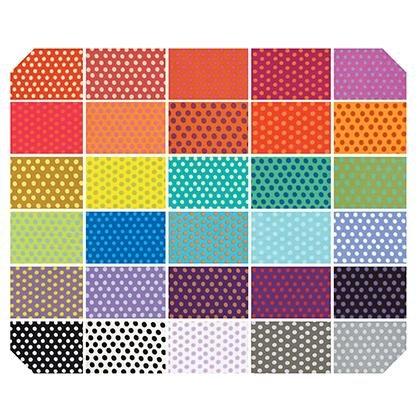 Kaffe Classics Design Roll Spots Candy 40 PCS