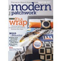 Modern Patchwork Magazine May/June 2017