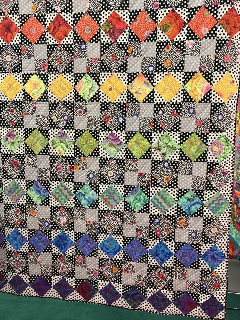 Kaffetastic Summer 2019 Quilt Along Kit