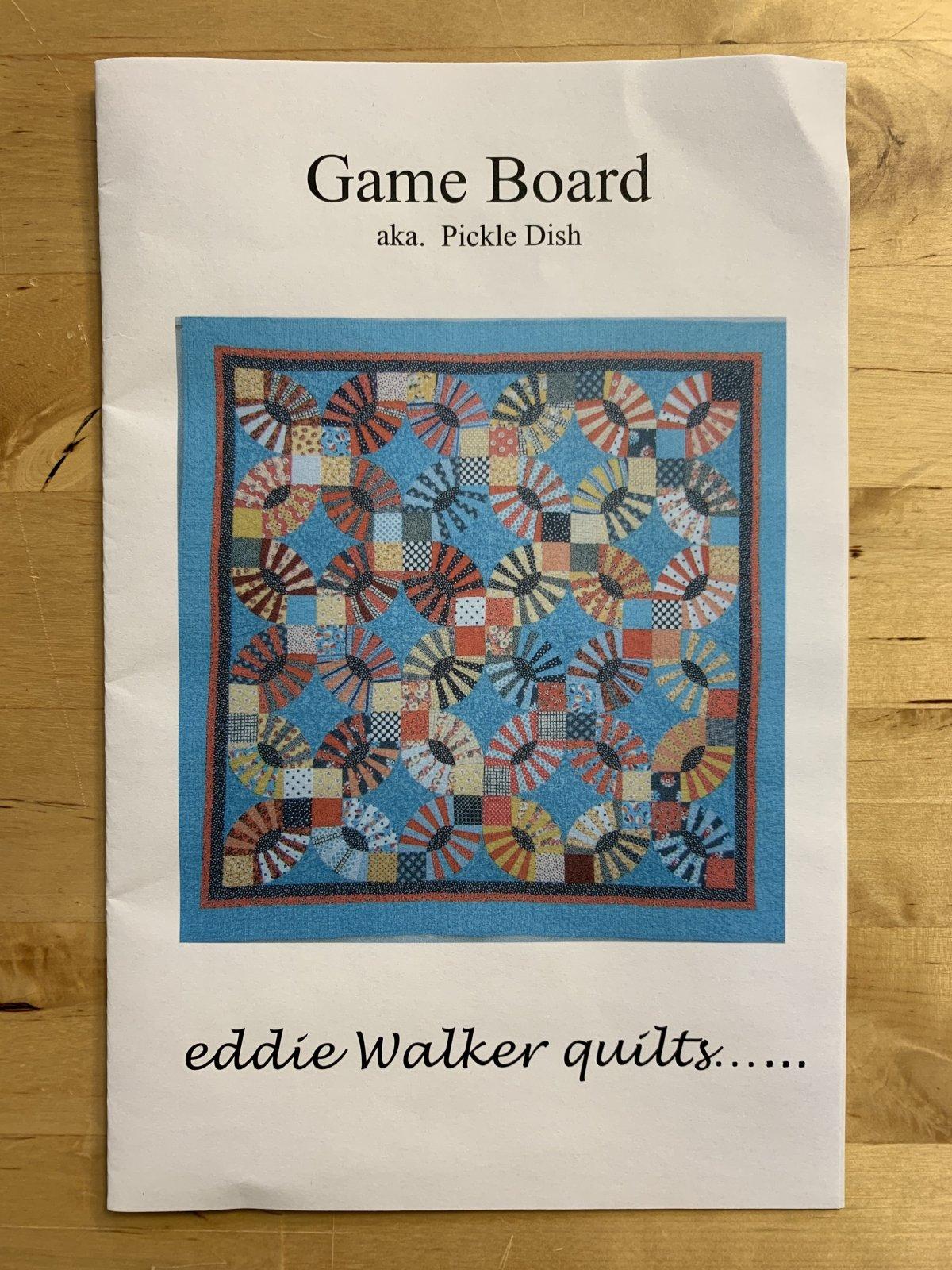 Eddie's Game Board aka Pickle Dish