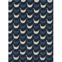 Welsummer Flock Black by Kim Kight K3060-001