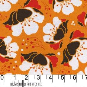 Gardenia Orange Knit