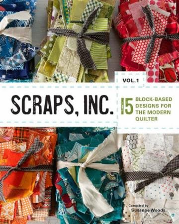 Lucky Spools Scraps Inc. Vol. 1