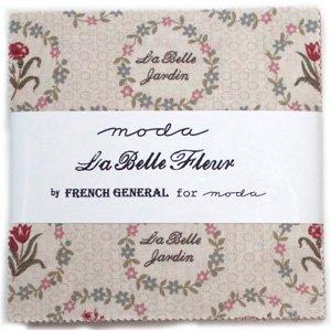 La Belle Fleur Mini Charm 13630MC French General