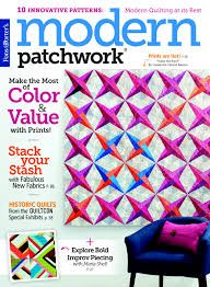 Modern Patchwork Magazine March/April 2018