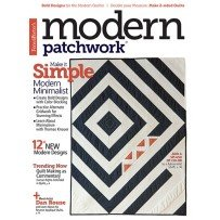 Modern Patchwork Magazine November/December 2017