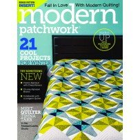 Modern Patchwork Magazine Winter 2017