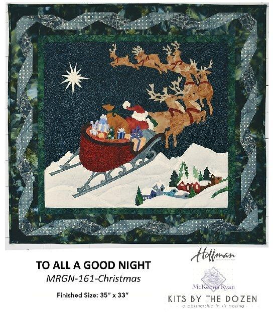 To All A Good Night Kit McKenna Ryan
