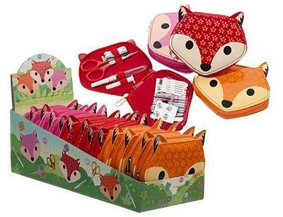 Fox Sewing Kit