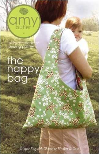Amy Butler Nappy Bag