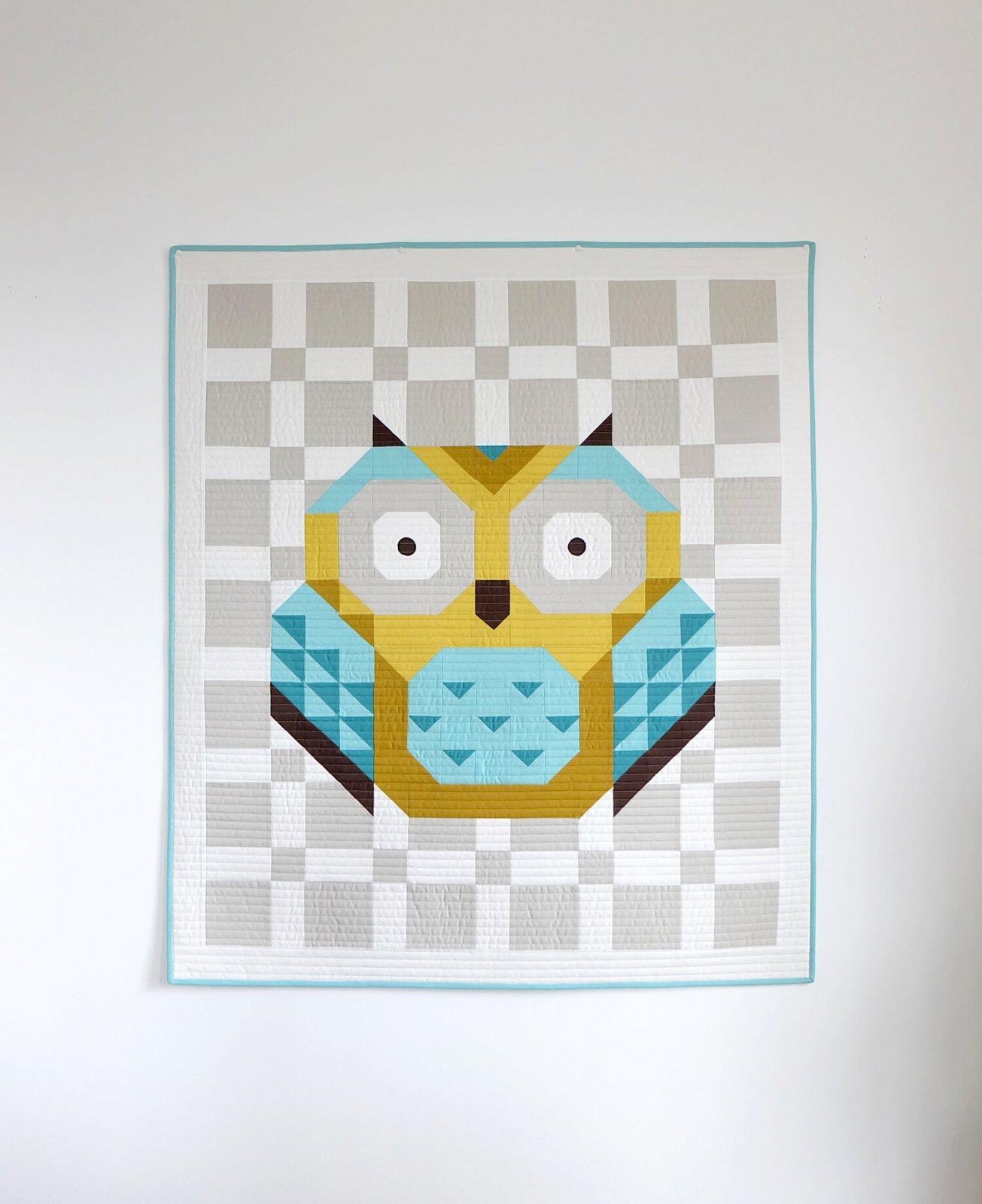 Little Owl Quilt