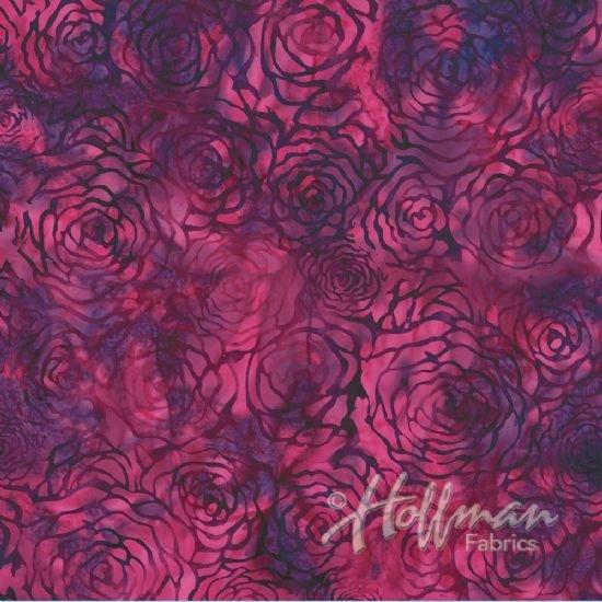 Bali Batiks Roses Jelly P2962-378