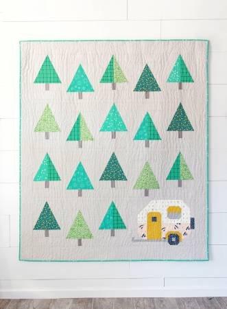 Up North Quilt Pattern
