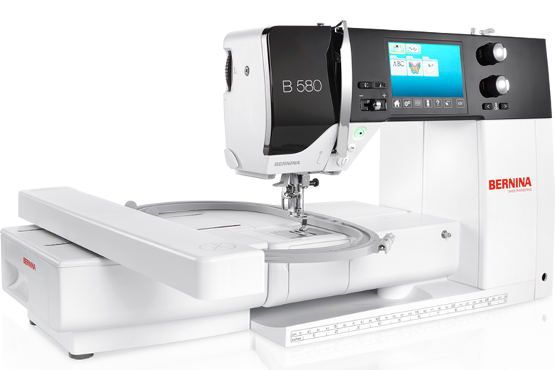 Bernina 580E (CLOSEOUT DEMO MODEL)