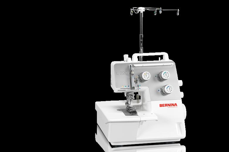 BERNINA L220 Coverstitch Machine