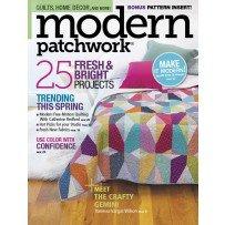 Modern Patchwork Magazine Spring 2016