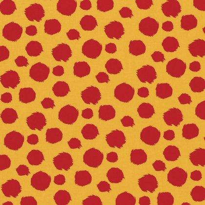 Tabby Road Fur Ball Strawberry Tangerine OOP PWTP097.TANGE