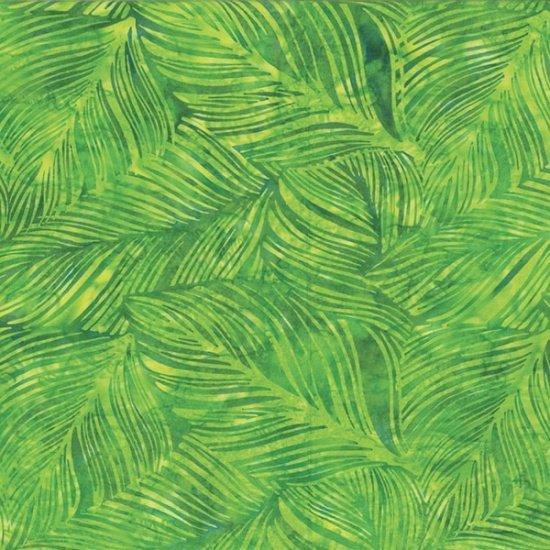 Bali Batik Large Leaf Grass Q2138-115