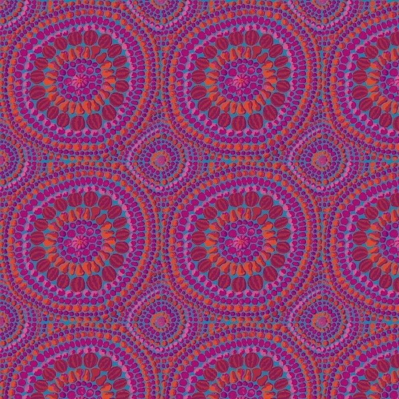 Fruit Mandala Pink 108 QBGP003.2PINKX