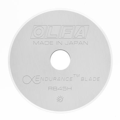 Olfa Endurance Rotary Blade 45mm 1 pack