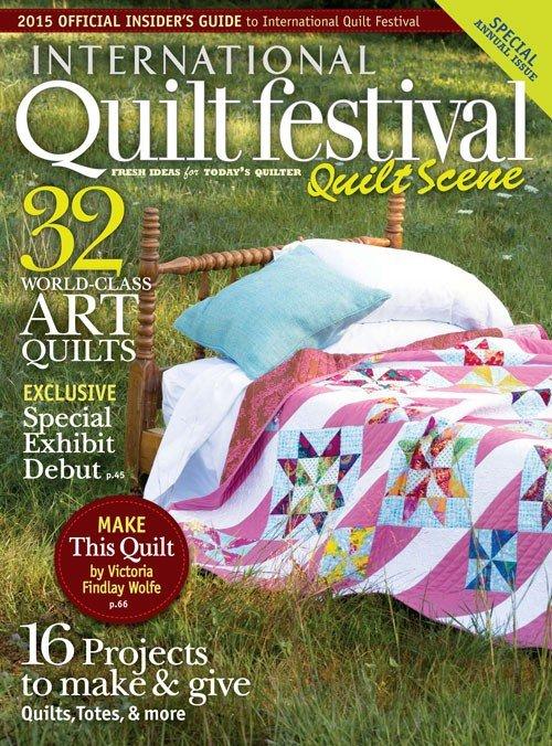 International Quilt Festival/Quilt Scene 2015