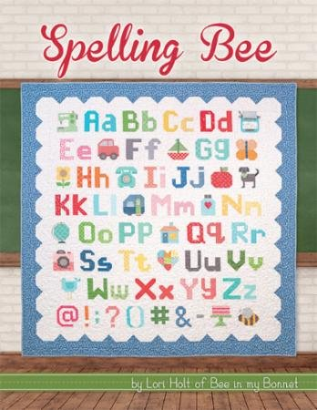 Spelling Bee Book