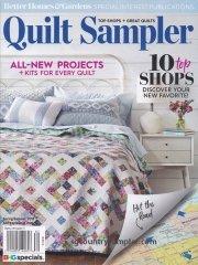 Quilt Sampler Spring/Summer 2018