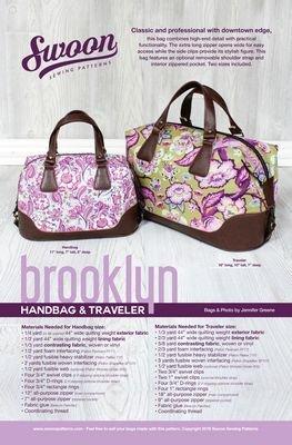 Brooklyn  Handbag & Traveler