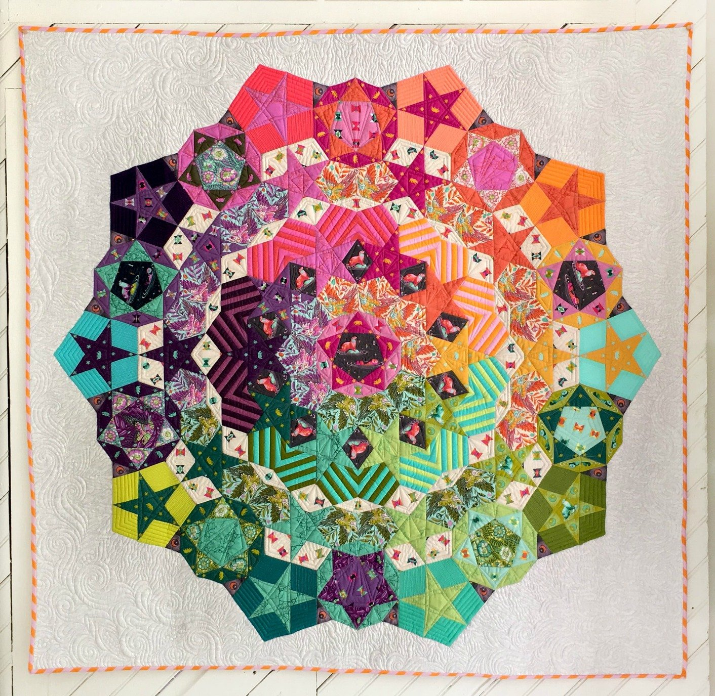 Tula Nova Pattern PLUS Paper Piece Pack