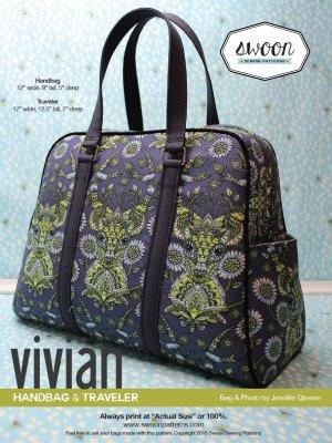 Vivian Handbag & Traveler