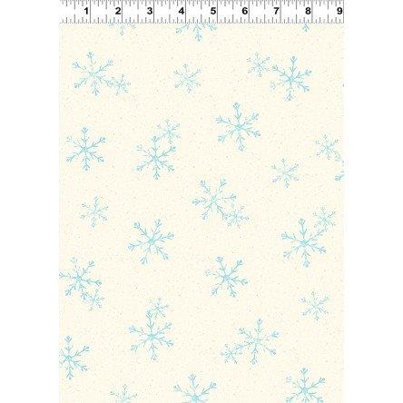 Snow Much Fun! Snowflakes Cream Y2216-57