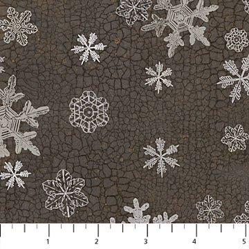 North Ridge Grey Snowflake