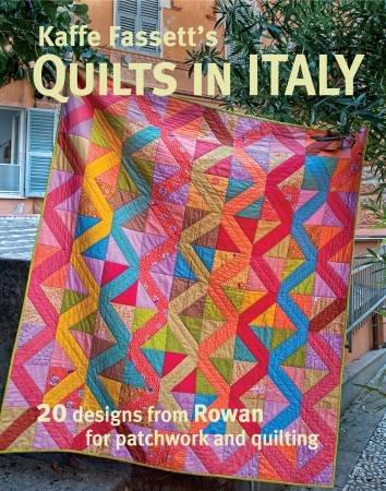 Kaffe Fassett:  Quilts in Italy