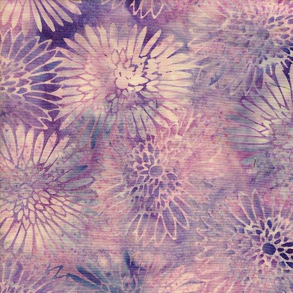 Batik: Zinnia Cotton Candy
