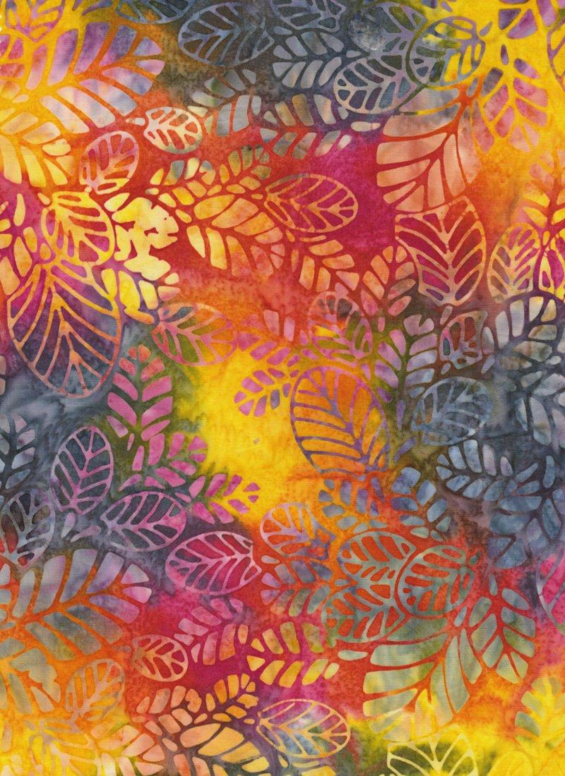 Anthology Batiks - Color Stories: Spicy 15408