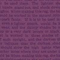 L's Modern: Text Purple